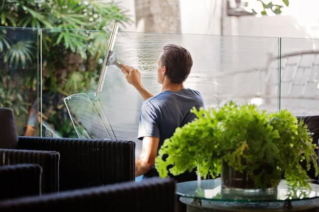 The best window cleaning